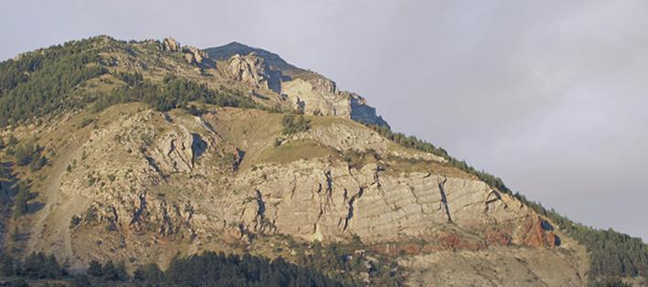 Panorama du lac de Barbeyroux